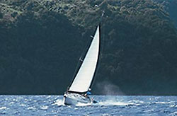 Sport on the island of Elba: sailing and windsurf